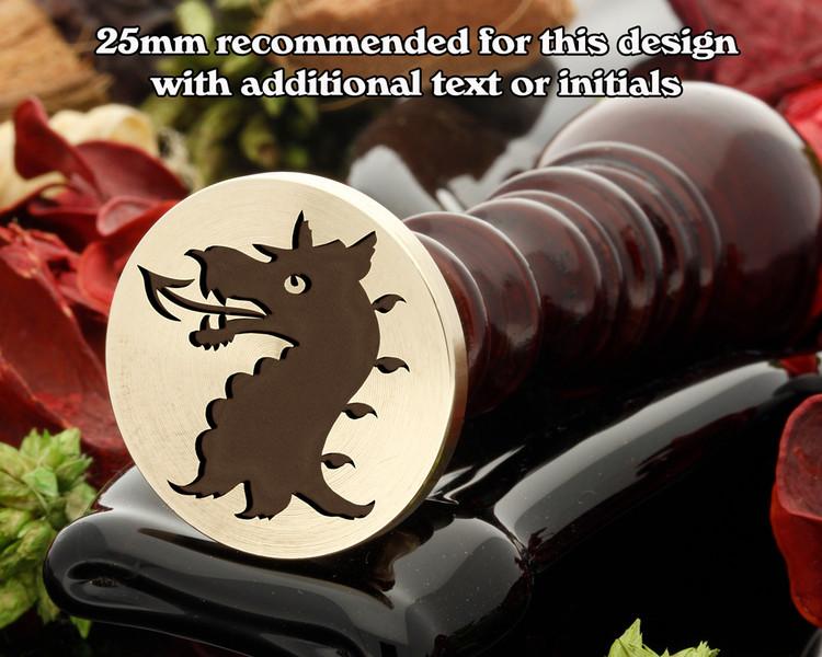 Dragon D19 Wax Seal Stamp