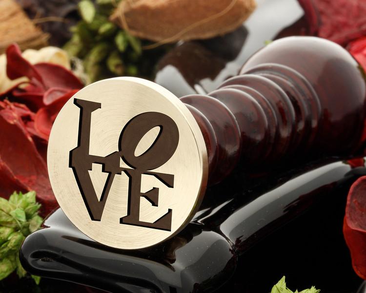 Love Wax Seal Stamp