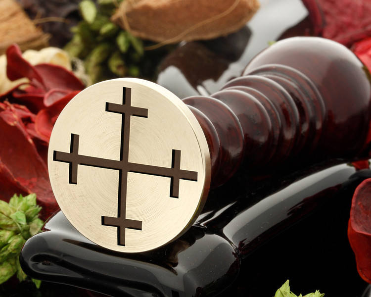 Cross 8 Wax Seal