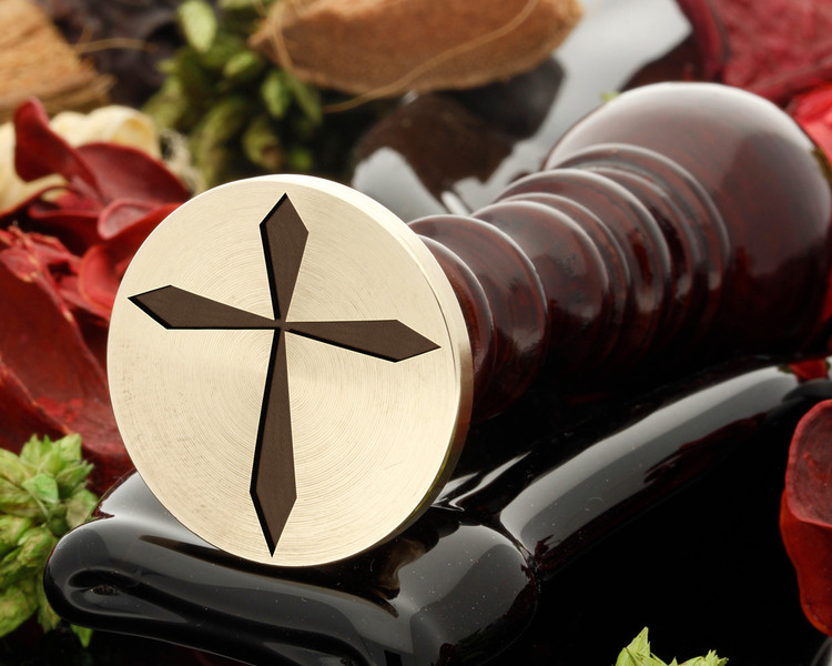 Cross 15 Wax Seal