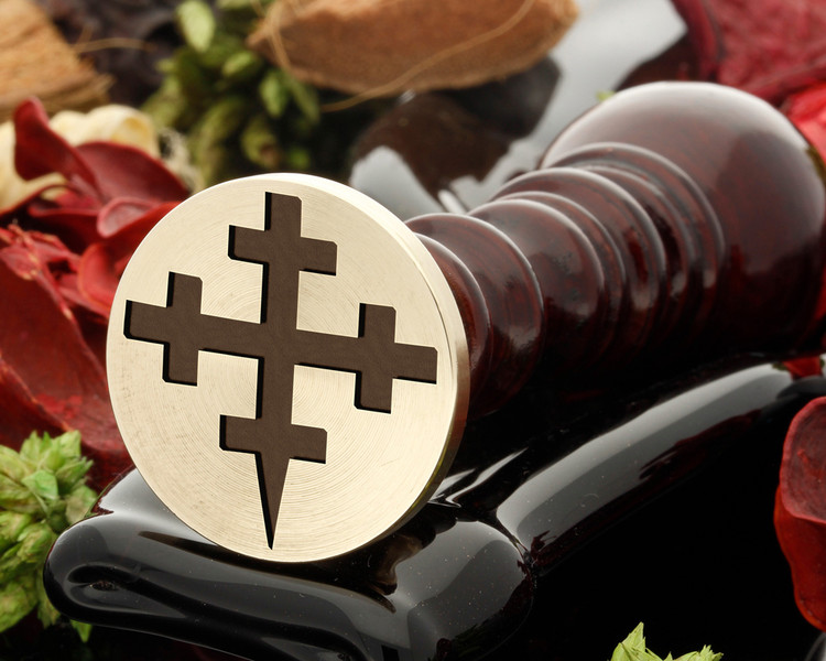 Cross 25 Wax Seal
