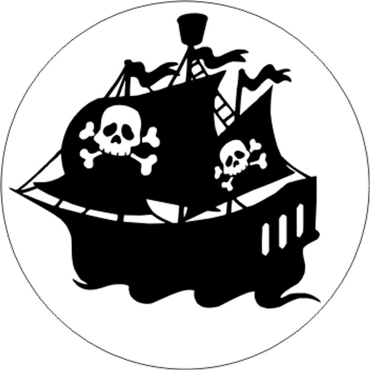 SKULLS PIRATE SHIP