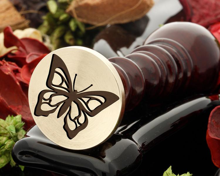 Butterfly 2 Wax Seal