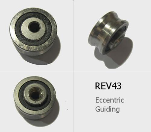 REV43 Cam Roller Bearings