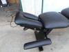 Used Chattanooga Ergo Bench Table with Pelvic Drop-Black Top