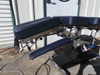 Used Leander Elevation Auto Flexion Table Tilt head in down position