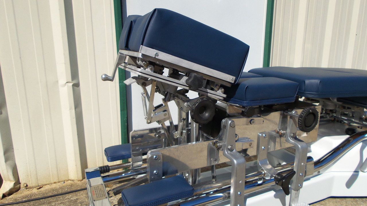 Used Zenith II 320F Hylo Table Includes CD,DD,LD & PD