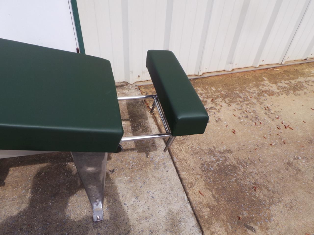 Used Lloyd Galaxy Stationary Table with Pelvic Drop
