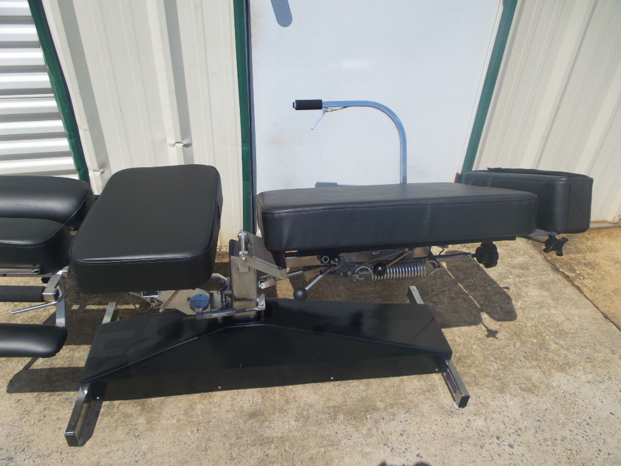 Used Leander Lite Stationary Manual Flexion Table With Pelvic Drop