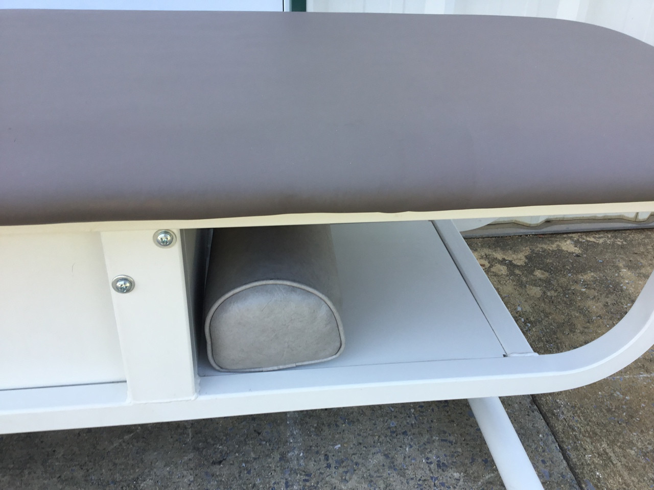 Chattanooga Ergowave IST Table -Gray Top