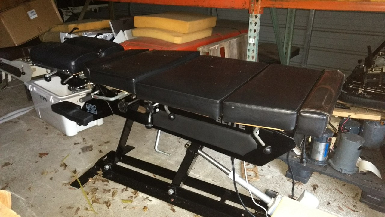 Used Elite Elevation Table