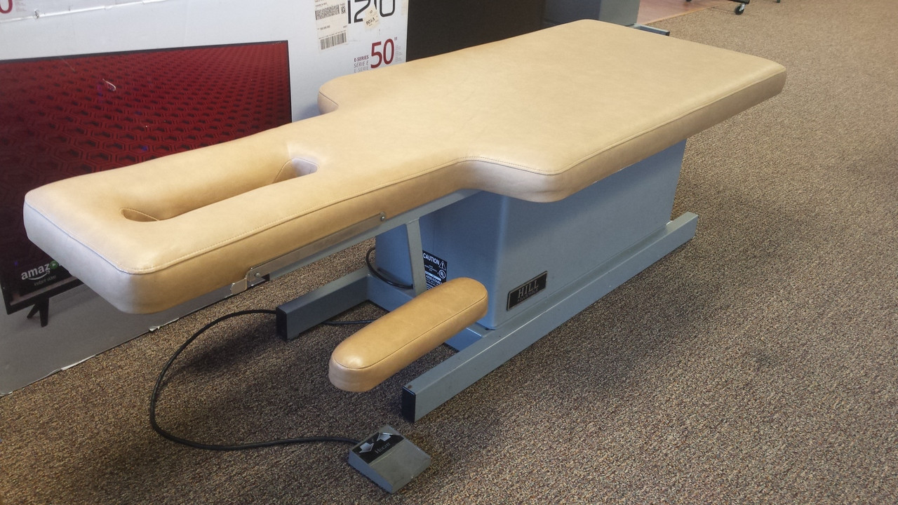 Hill Elevation Table with Fixed Head