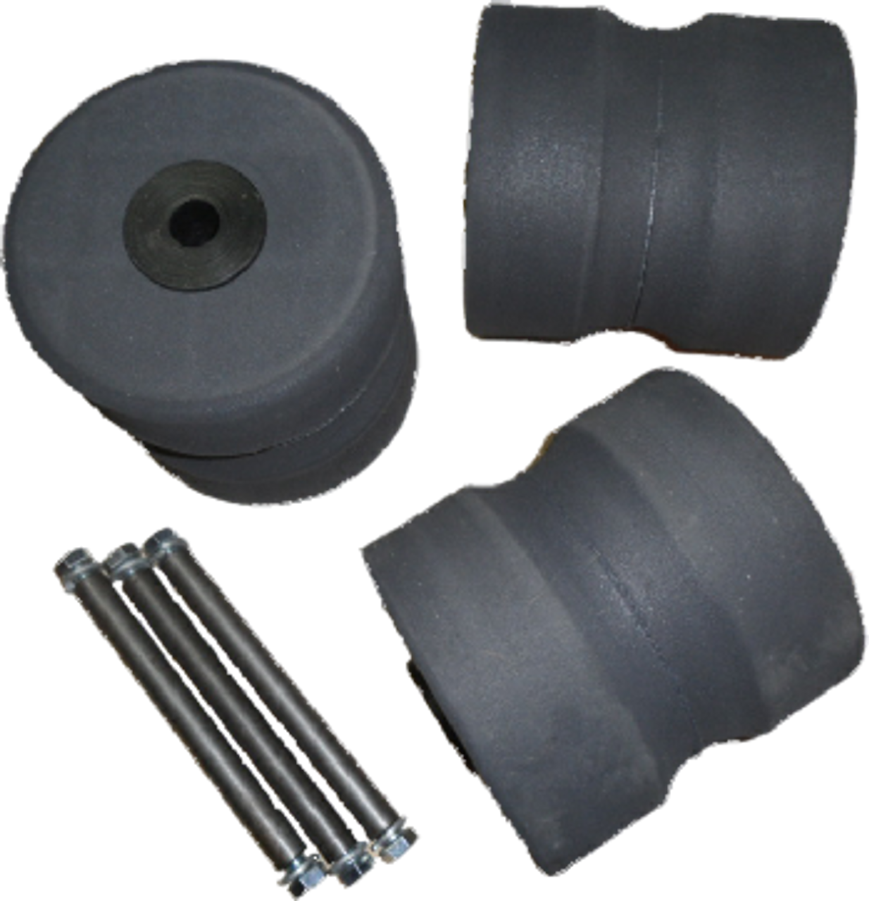 New Rollers High Density Foam with Solid steel non Squeak Bearing