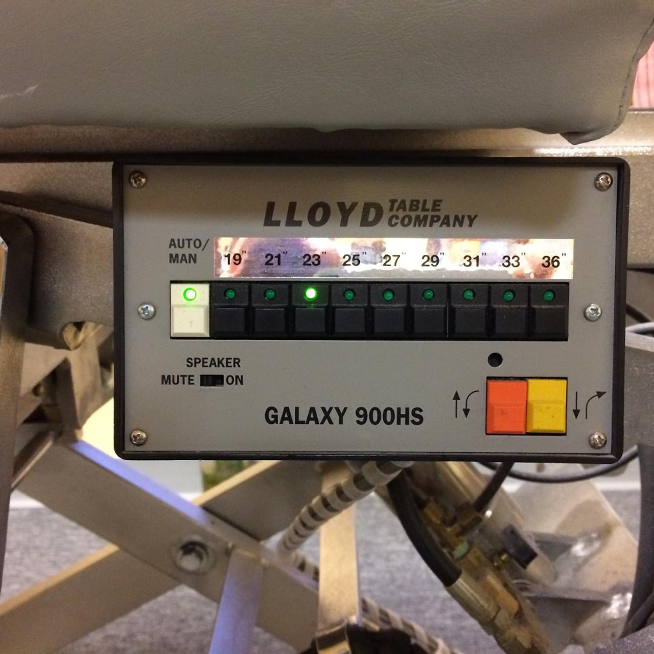 Used Lloyd Galaxy 900 HS Hylo & Elevation Table