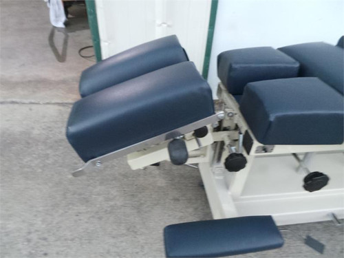 Used Chattanooga Spinalator Stationary Drop Table