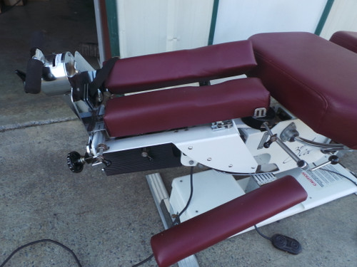 Used Zenith Cox 100 Flexion Table With Pd Aad