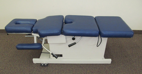 Hill Elevation Table with PD and Spring Breakaway Chest