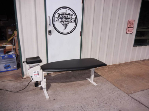 Used Upper Cervical Specialty Table