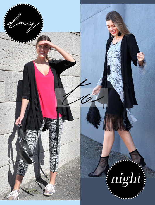 How To: Day to Night Style