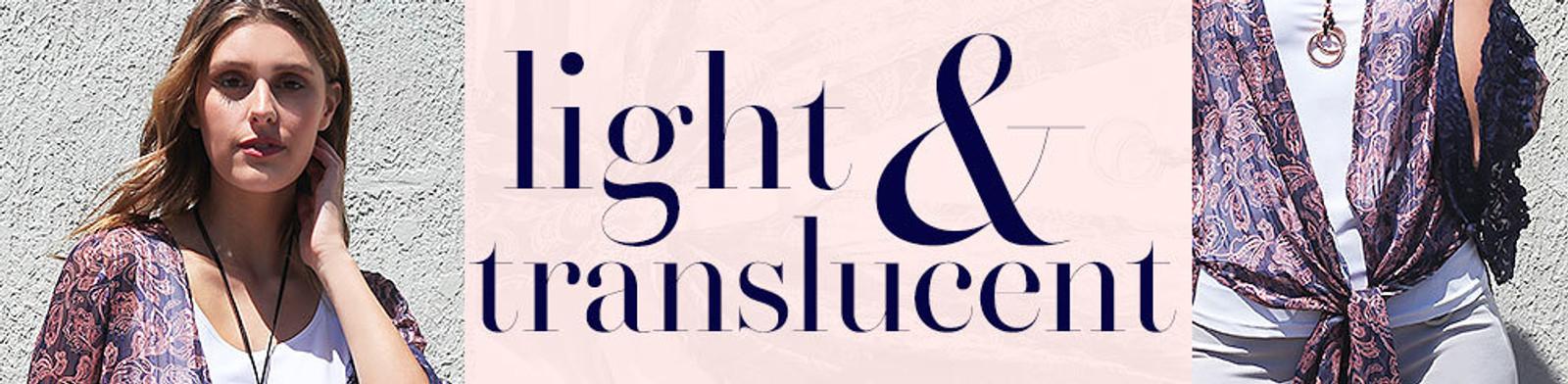 Light & Translucent Layers