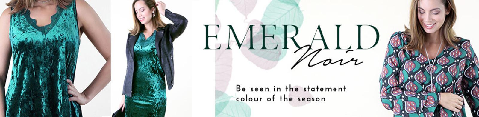 Emerald Noir Edit