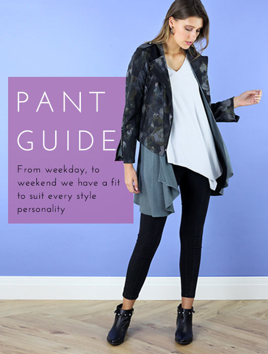 Winter Pant Guide