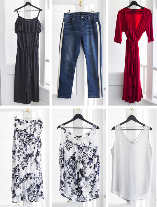 6 Pieces 11 Outfits