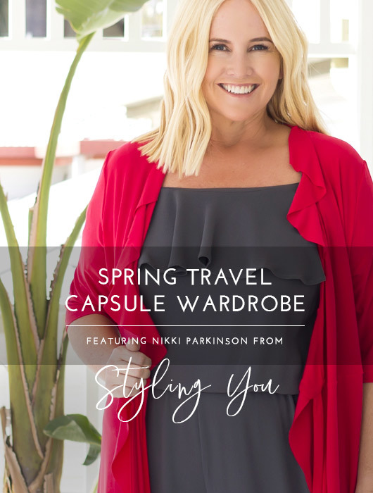 Styling You | Travel Capsule | 6 pieces 11 Outfits