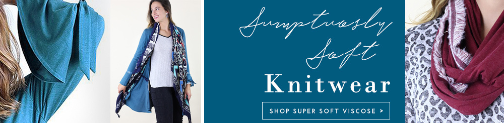 Sumptuously Soft Knitwear