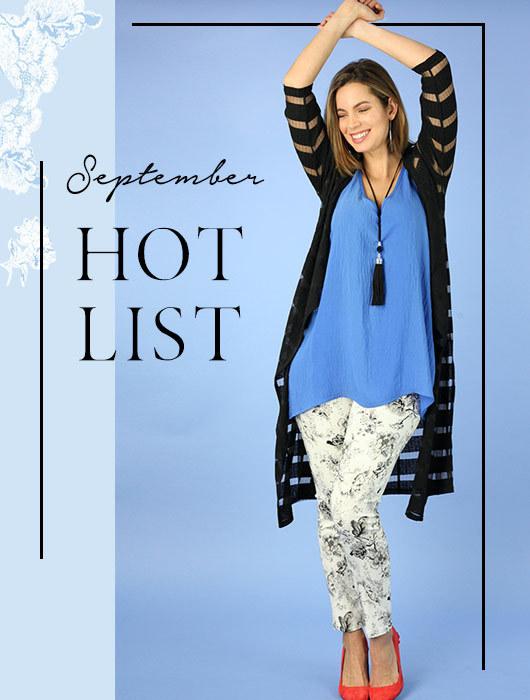 September HOT list