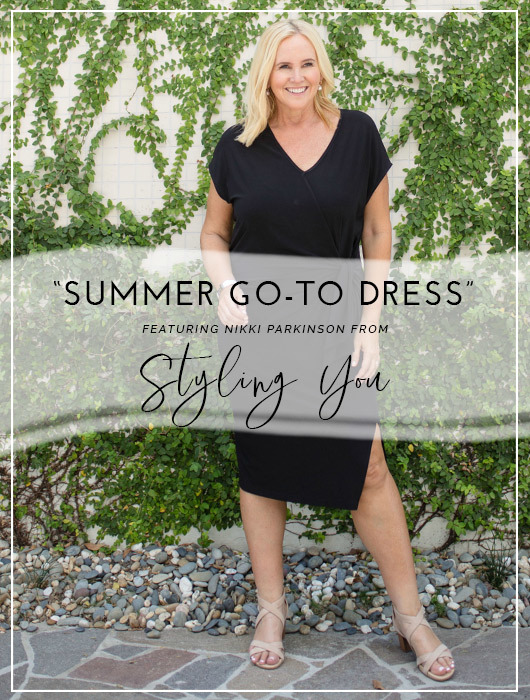 The Summer Go-to Dress