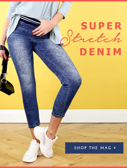Super Stretch  24/7 Denim