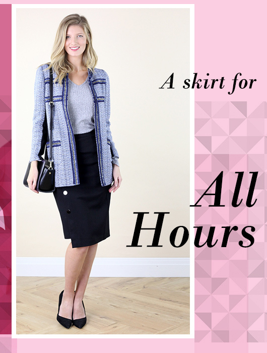 A Skirt for All Hours