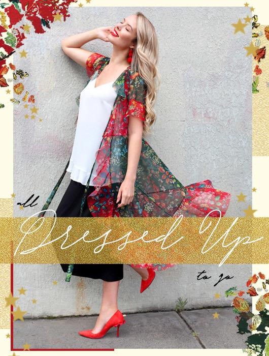 Style Guide | Holiday Season