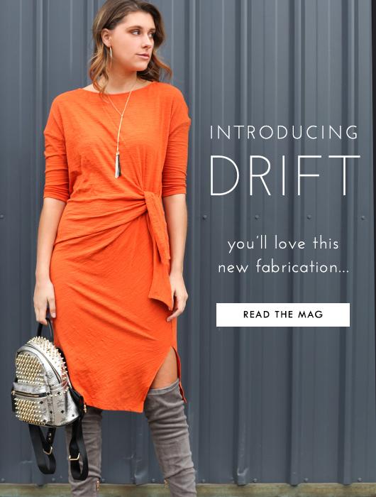 Introducing : the Drift Effect