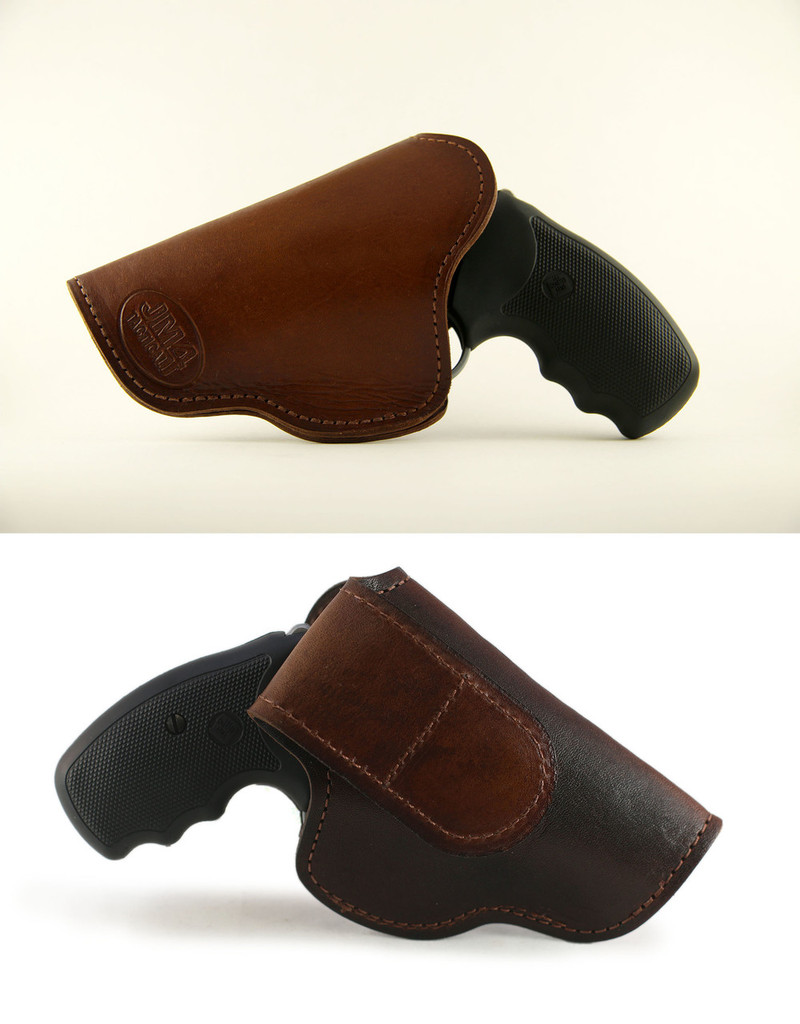 J-Frame (snubnose) Original Magnetic Quick, Click, & Carry Holster
