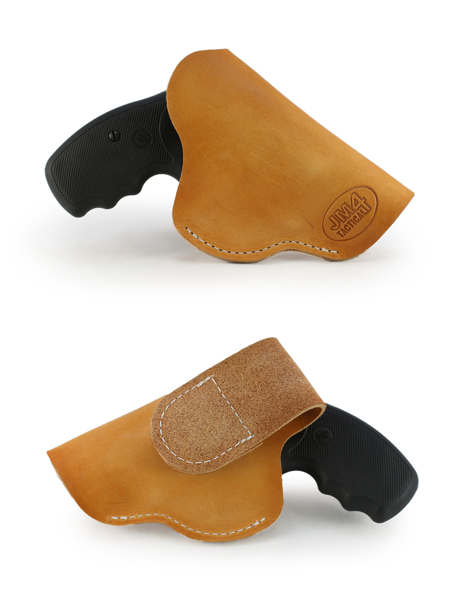 J-Frame (snubnose) Roughneck Magnetic Quick, Click, & Carry Holster ...