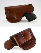 XL Short 2 Tuckable High-Ride Magnetic Quick, Click, & Carry Holster