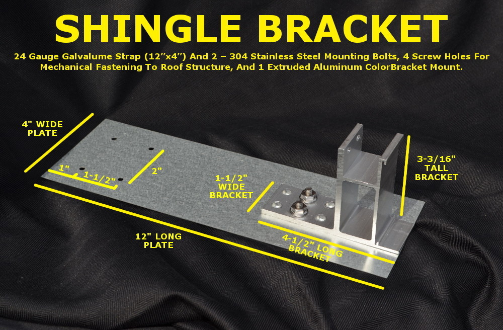 Shingle Bracket