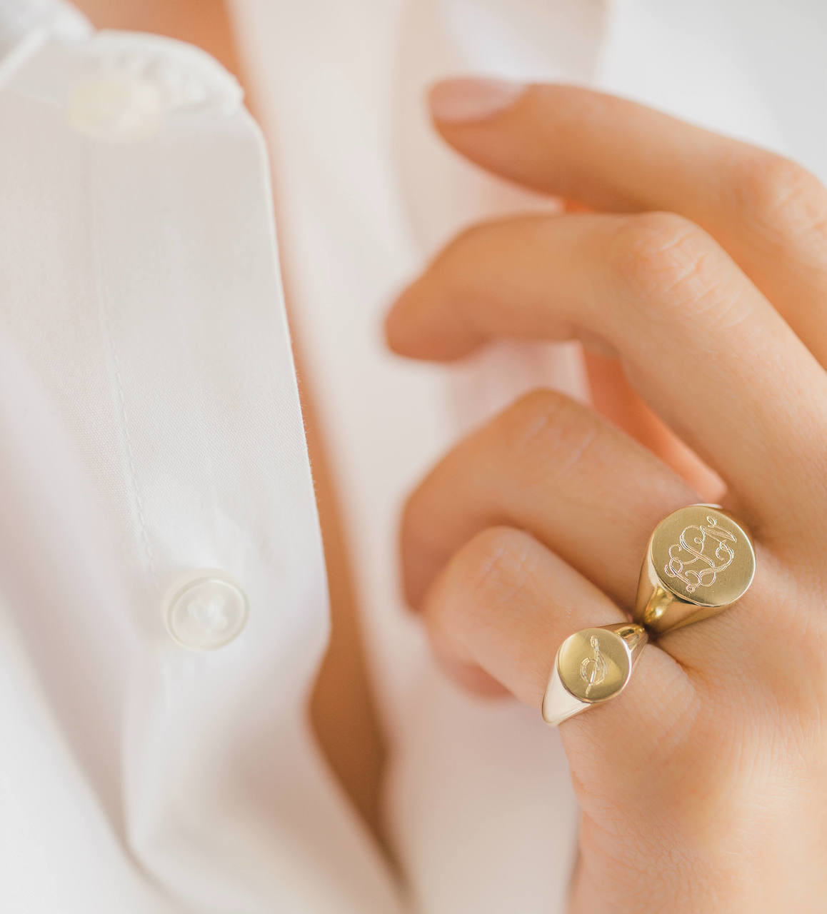 Small Signet Ring