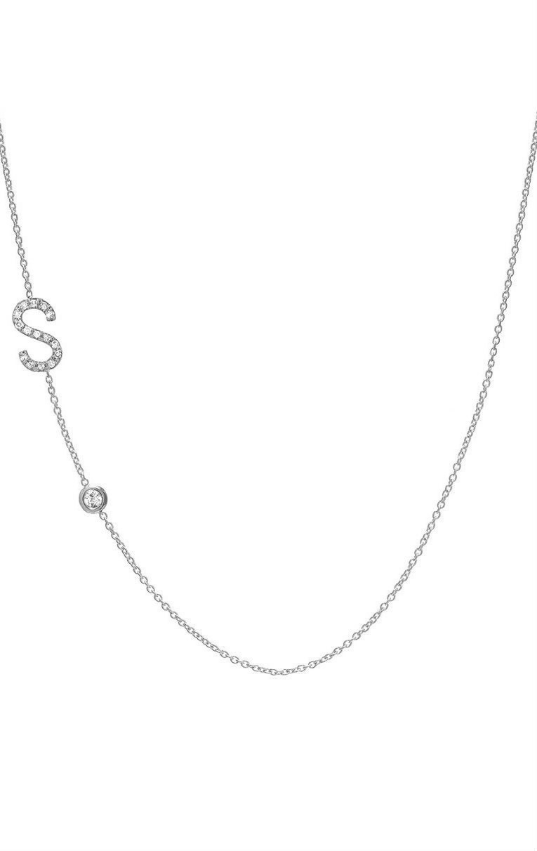 t meira boutique with necklace white diamonds gold pendant bezels bezel diamond set collections products necklaces