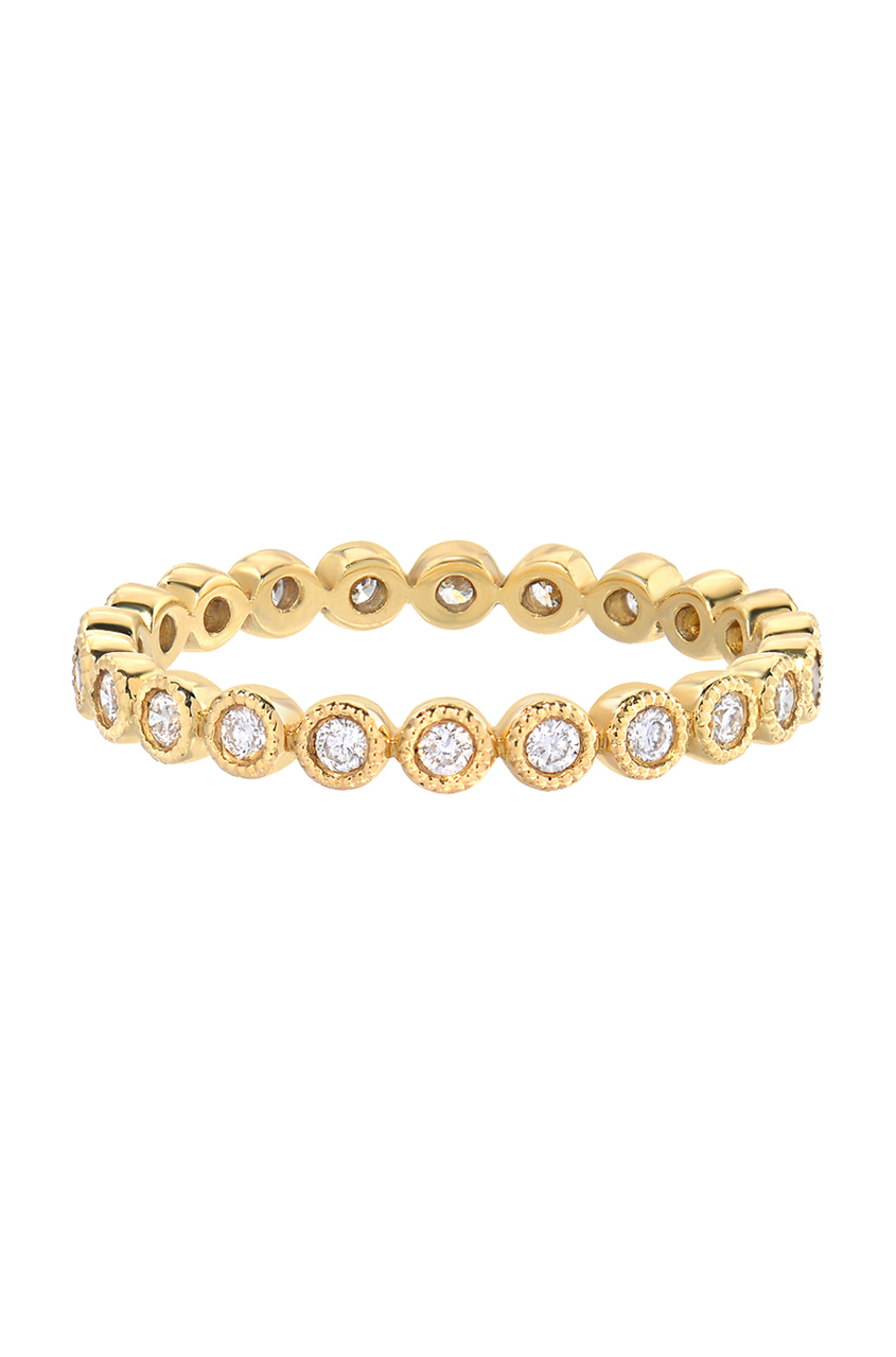 in si bands carat tw k rose work h bezel jp arria band g set i milgrain diamond eternity gold