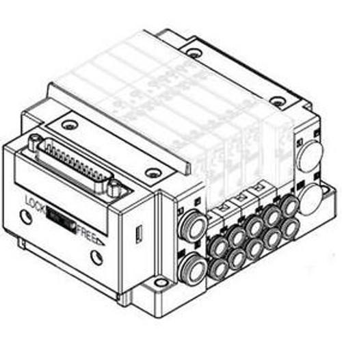 SMC Directional Control Pneumatic Valves & Solenoid Valves