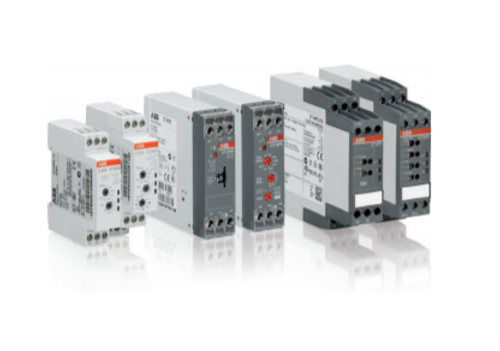 ABB Electronic Relays and Controls
