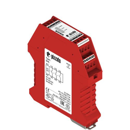 Pizzato CS AR-02V230 Safety module 3NO, category 4