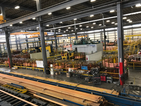 How 75-Year Old Cambridge-Lee Industries Keeps Employees On Board with Automation
