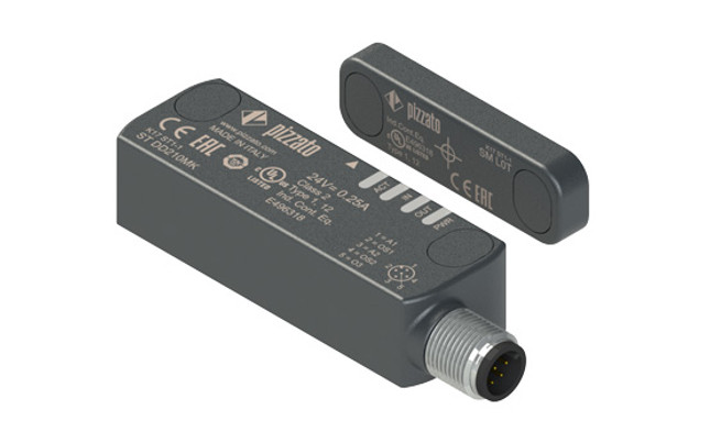 New actuator for safety sensors with RFID technology