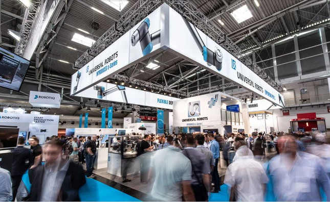 Universal Robots Launches Trailblazing Cobots at Automatica