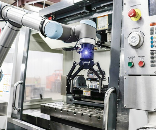 Increasing Production with Collaborative Robots