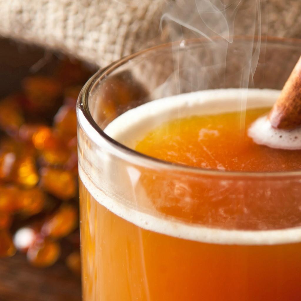 Teaforia Ginger Ninja® Ground Rooibos Tea (120g)